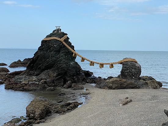 二見興玉神社参拝