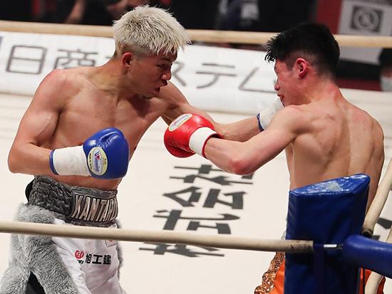 WBC世界ライトフライ級タイトルマッチ-2